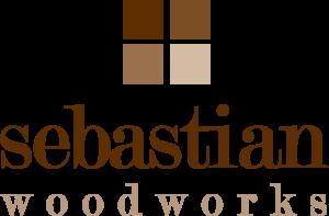 Sebastian Woodworks logo Color